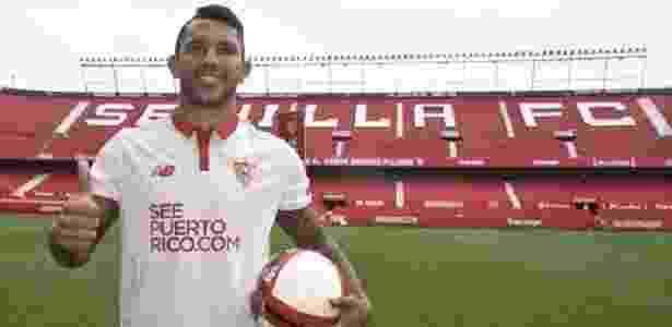 Walter Montoya, do Sevilla, é alvo do Internacional para temporada 2018 - Divulgação/Sevilla