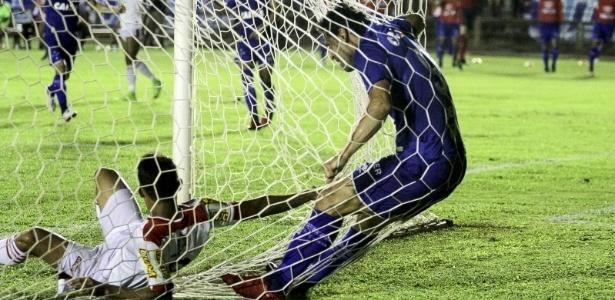 Atacante marcou seu primeiro gol após passar em branco nas três primeiras partidas