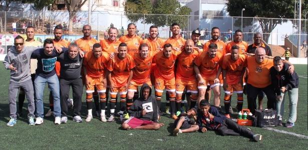 Força Esporte Clube chegou a disputar a Série A-3 do Campeonato Paulista entre 2008 e 2010; rebaixado, dedica-se desde então ao futebol amador (foto)