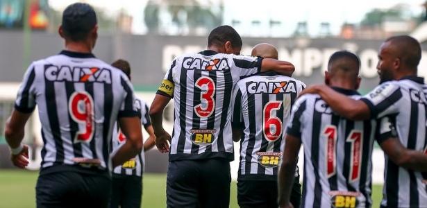 Vitória no clássico pode fazer a confiança voltar entre os jogadores do Atlético-MG - Bruno Cantini/Clube Atlético Mineiro