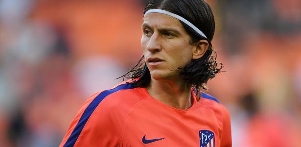 Filipe Luis está perto de fechar um acordo com o Paris Saint-Germain - David Ramos/Getty Images