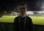 Paixão pelo Corinthians fez japonês vir ao Brasil e virar repórter - Marinho Saldanha/UOL