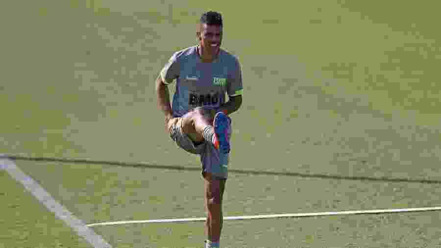 No Vasco, o volante Richard agradou o técnico Vanderlei Luxemburgo - Rafael Ribeiro / Vasco.com.br