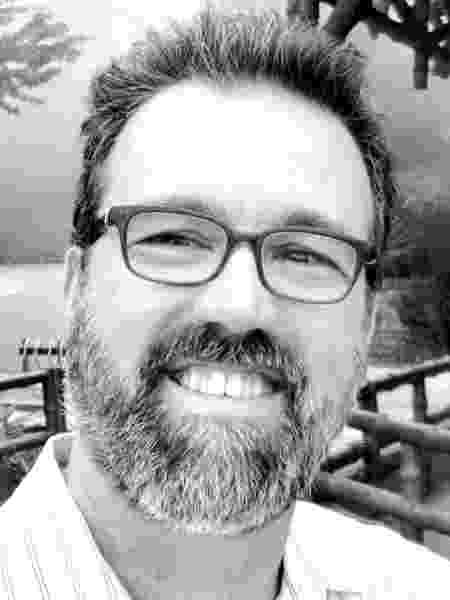 Roby Porto, ex-comentarista do SporTV - Arquivo Pessoal
