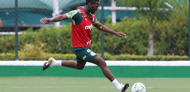 Copa do Brasil | Palmeiras: P. de Paula volta às atividades após isolamento por covid-19