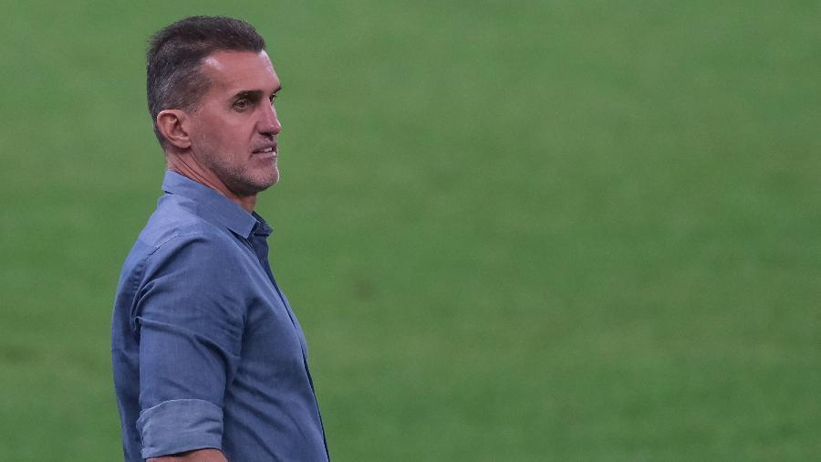 """Vagner Mancini, técnico do Corinthians: um dos destaques da série """"Acesso Total"""", da Globo - Marcello Zambrana/AGIF"""
