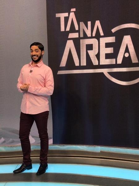 Magno Navarro, do SporTV, imitou Gil do Vigor, do BBB 21: Globo vai ter programa de humor esportivo na Olimpíada - Reprodução