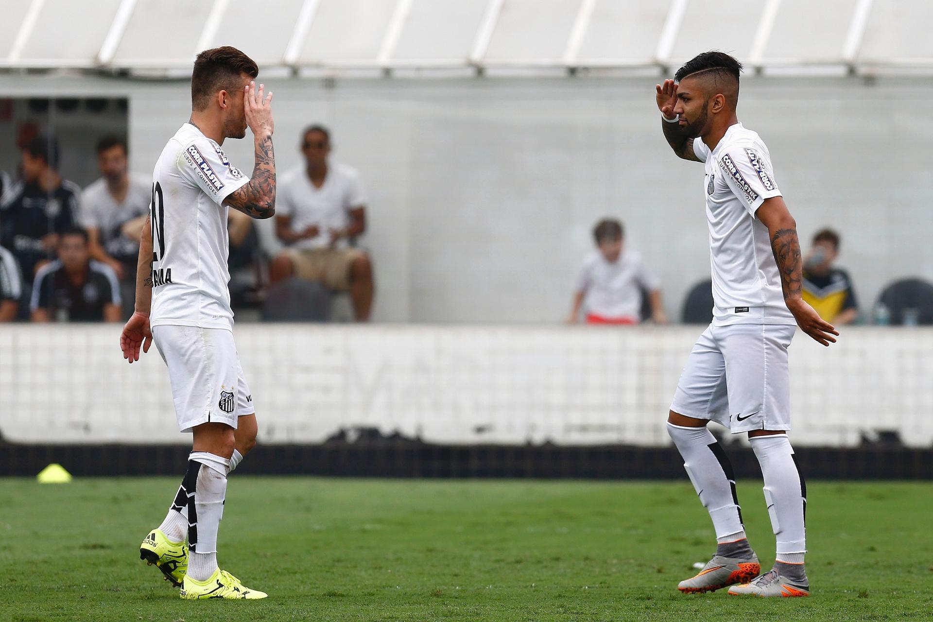 Santos teme perder metade do time  quem são e para onde podem ir -  13 05 2016 - UOL Esporte 9282268beedc6