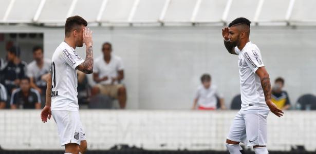 Santos inicia nesta quarta-feira a trajetória sem Gabriel Barbosa e Lucas Lima