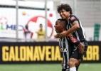 """Ovacionado, Luan retorna com disposição de sobra: """"não vou me esconder"""" - Bruno Cantini/Clube Atlético Mineiro"""
