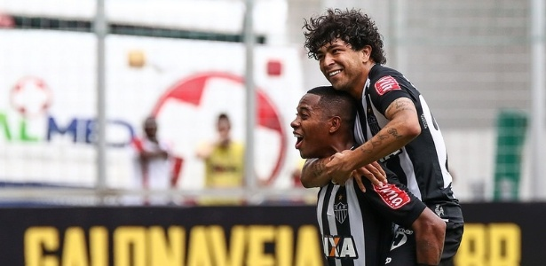Ovacionado, Luan entrou no segundo tempo e deu outra cara ao Atlético no Horto