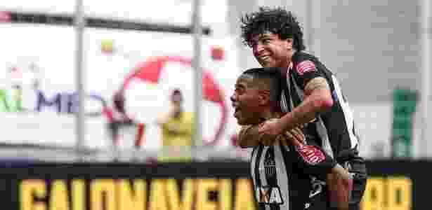 Ovacionado, Luan entrou no segundo tempo e deu outra cara ao Atlético no Horto - Bruno Cantini/Clube Atlético Mineiro