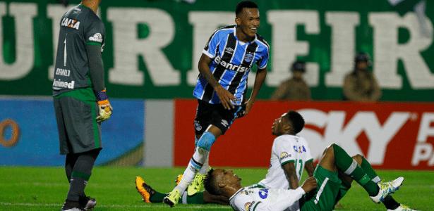 Jaílson é chamado de Will Smith pelos colegas de Grêmio