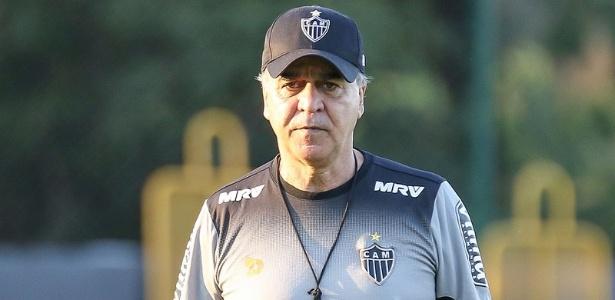 Começo irregular não fez Marcelo Oliveira perder prestígio dentro do Atlético-MG