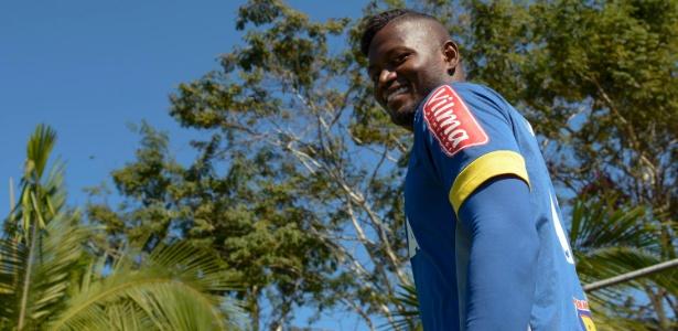 Riascos, ex-atacante do Cruzeiro