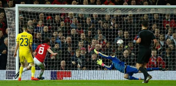 Manchester eliminou o Rostov nas oitavas de final