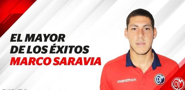 Zagueiro Marco Saravia chamou atenção do Grêmio durante torneio no Equador