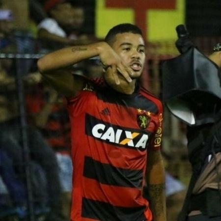Juninho, atacante do Sport - Williams Aguiar/Sport