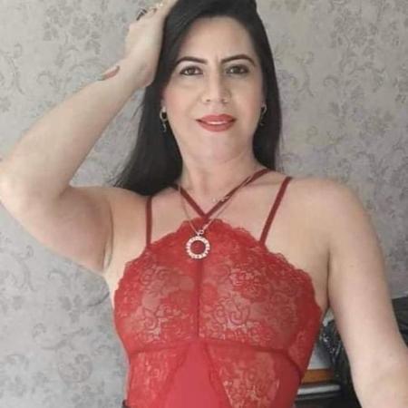 Modelo Maria Lucilene da Silva Monteiro - Reprodução / Facebook