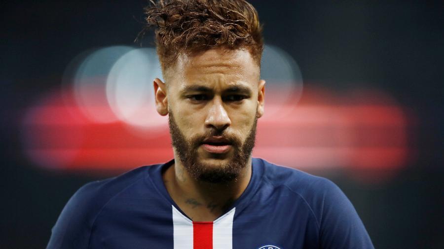 Neymar, atacante do PSG - Christian Hartmann/Reuters