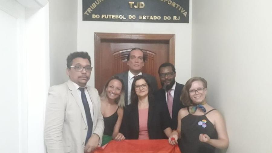 Grupo Arco-Íris diz que vai recorrer de decisão do TJD em julgamento do Fla