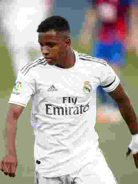 O Real Madrid enfrentará hoje o Getafe, em partida do Campeonato Espanhol - Europa Press Sports/Europa Press via Getty Images