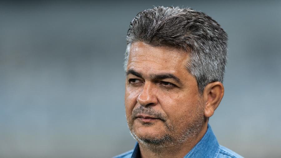Ney Franco, ex-técnico do Cruzeiro - Bruno Haddad/Cruzeiro