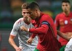 CR7 para no travessão, e Portugal empata com a Espanha em amistoso - Octavio Passos/Getty Images