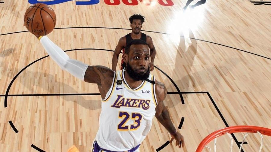 LeBron James criticou NBA por planejar Jogo das Estrelas - Divulgação/NBA