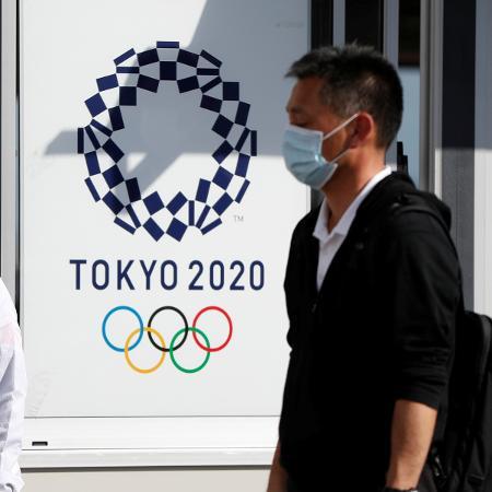 Faltam menos de seis meses para os Jogos, sua realização segue uma incógnita  - REUTERS/Issei Kato