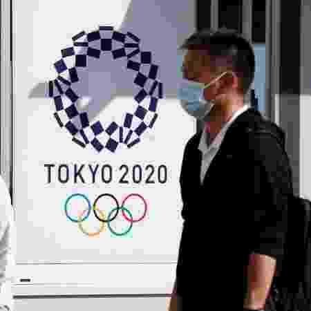 As autoridades asseguram que os Jogos vão acontecer neste ano - REUTERS/Issei Kato