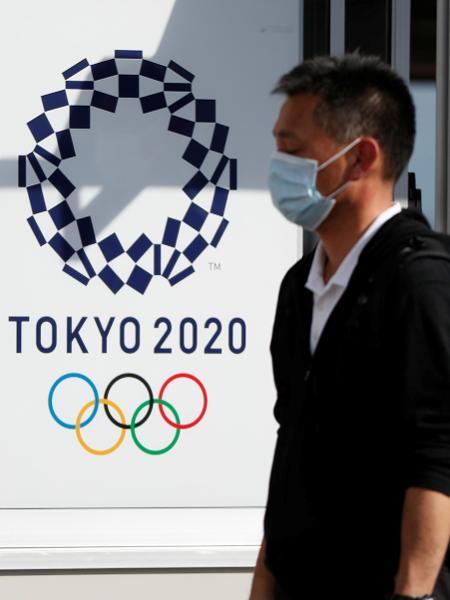 Teste das medidas de segurança dos organizadores dos Jogos Olímpicos de Tóquio 2020 - REUTERS/Issei Kato