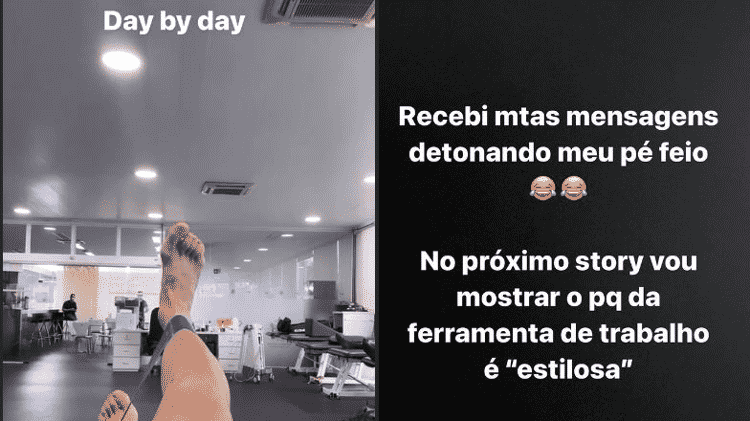 Stories de Danilo Avelar, zagueiro do Corinthians - Reprodução/Instagram - Reprodução/Instagram