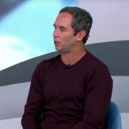 Caio Ribeiro, comentarista do Grupo Globo - Reprodução/SporTV