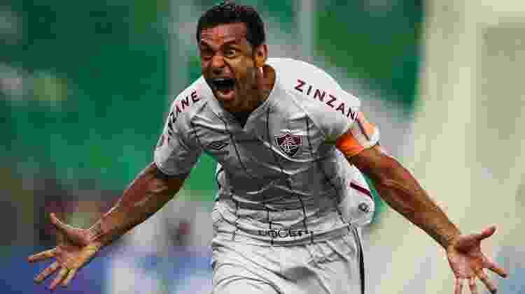 Maior goleador dos pontos corridos, Fred marcou 96 de seus 152 gols no Brasileirão pelo Fluminense - Lucas Merçon/Fluminense FC - Lucas Merçon/Fluminense FC