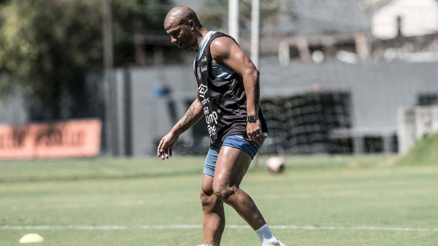Carlos Sánchez tem contrato com o Santos até 22 de julho - Ivan Storti/Santos FC