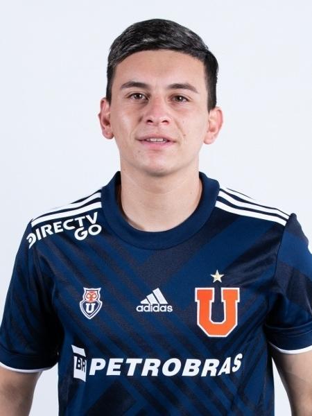 """Pablo Aránguiz é chamado de """"Pequeno príncipe"""" pelos chilenos - Divulgação/Site oficial da Universidad do Chile"""