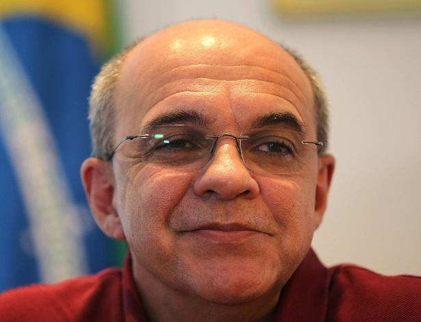 Eduardo Bandeira de Mello vive momento de pressão no comando do Flamengo - Júlio César Guimarães/ UOL