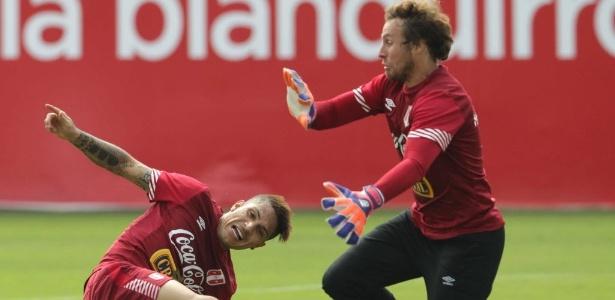 Salomón Libman é goleiro do Cesar Vallejo (PER)