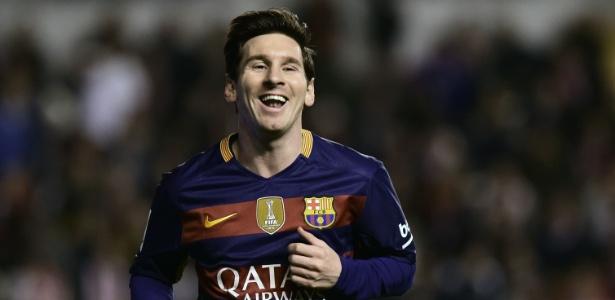 Messi passou por operação nos rins em 9 de fevereiro