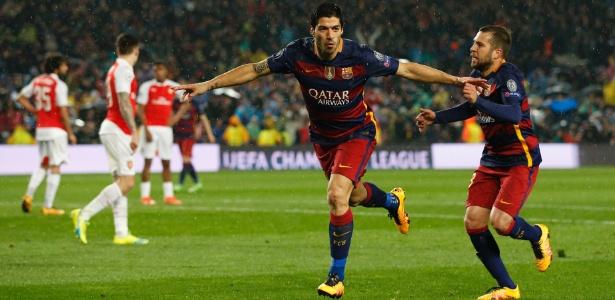 Guardiola gostaria de ter Suárez como líder de seu projeto no Manchester City