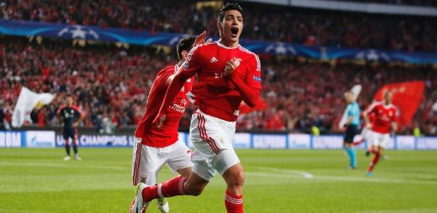 Tianjin pagaria 50 milhões de euros pelo atacante mexicano do Benfica