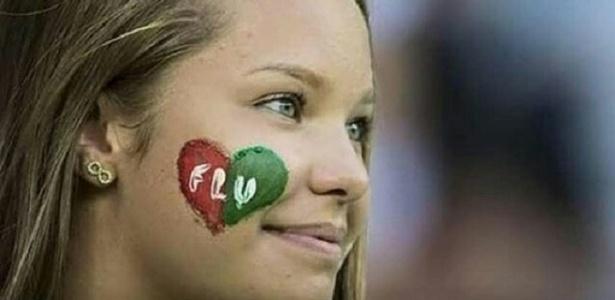 Ana Beatriz Frade era torcedora do Fluminense. Jovem morreu no último sábado (7)