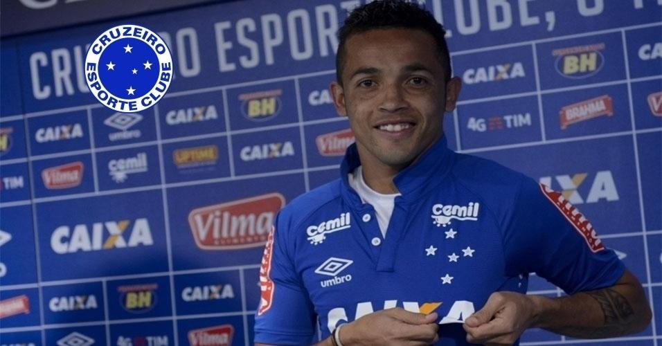Montagem - Rafinha (meia) - Do Al-Shabab (ARS) para o Cruzeiro
