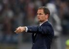 Frank de Boer é o novo técnico da seleção da Holanda - Divulgação/FC Internazionale Milano