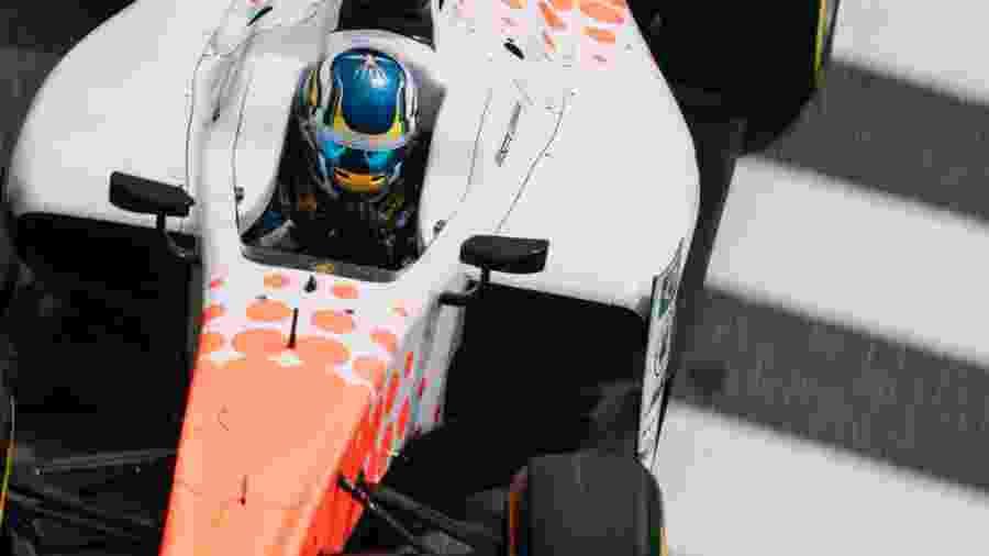 FIA F2 - Divulgação