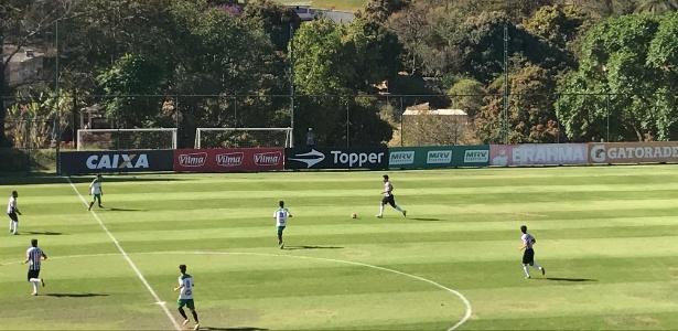 Enquanto mini-estádio da Cidade do Galo não fica pronto, Atlético B vai jogar no campo 4