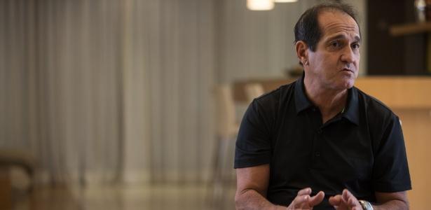 Muricy Ramalho passou a ser o conselheiro informal de Dorival Júnior no São Paulo