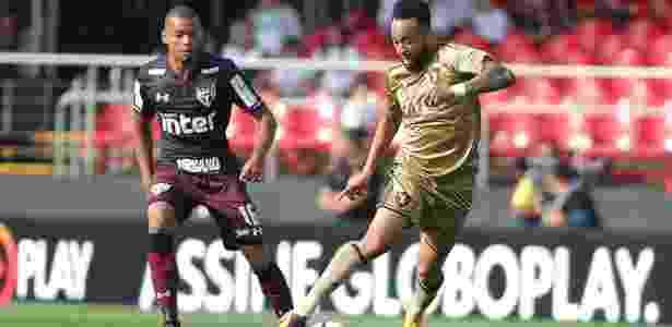 Santos avalia volta de Wesley 64d43588f32e6