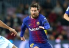Revista: Messi pagou 12 milhões de euros em impostos atrasados à Espanha